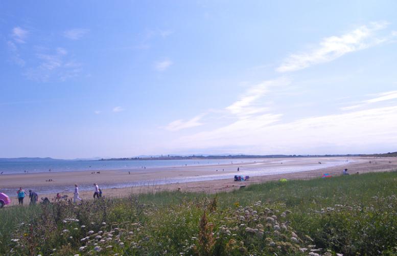 Work underway to improve water quality at Rush beach