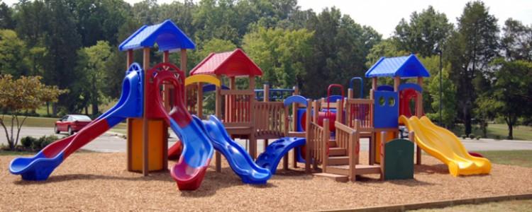rush playground