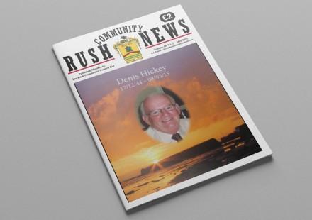rush community news magazine