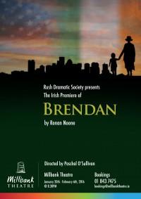 BRENDAN by Ronan Noone