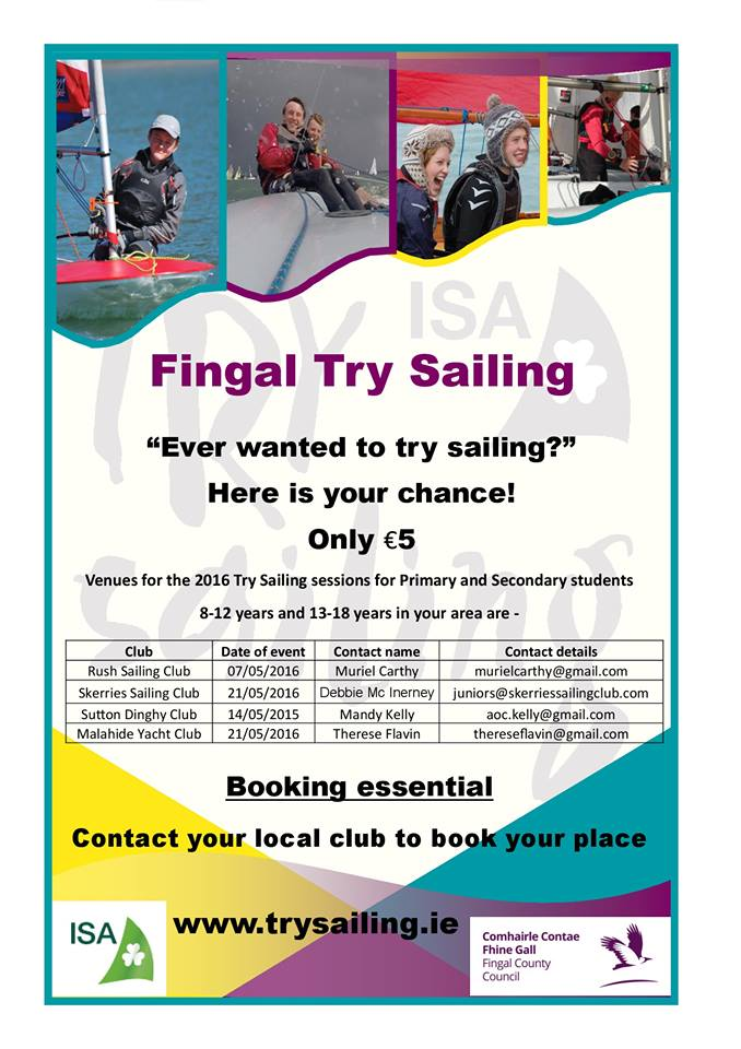 Fingal Try Sailing