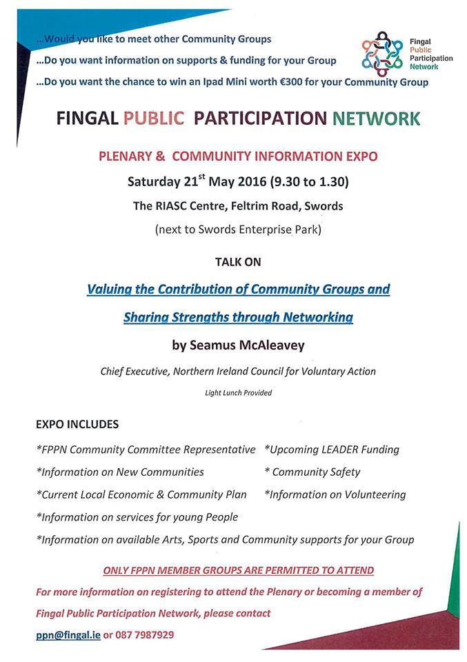Fingal Public Participation Network