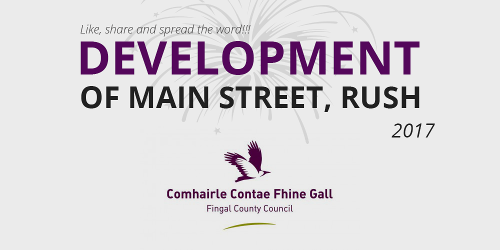 Latest Update on Commercial Development of Main Street, Rush