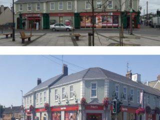 Rush Paint and Shopfront and Signage Scheme