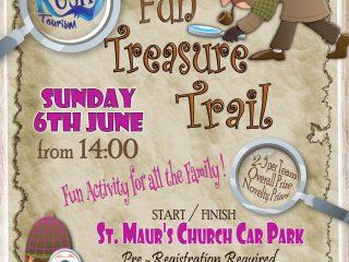 Rush Tourism Fun Treasure Trail